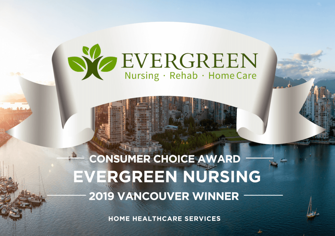 Consumer Choice Award 2019 -- Vancouver's Best Home Health Care Services